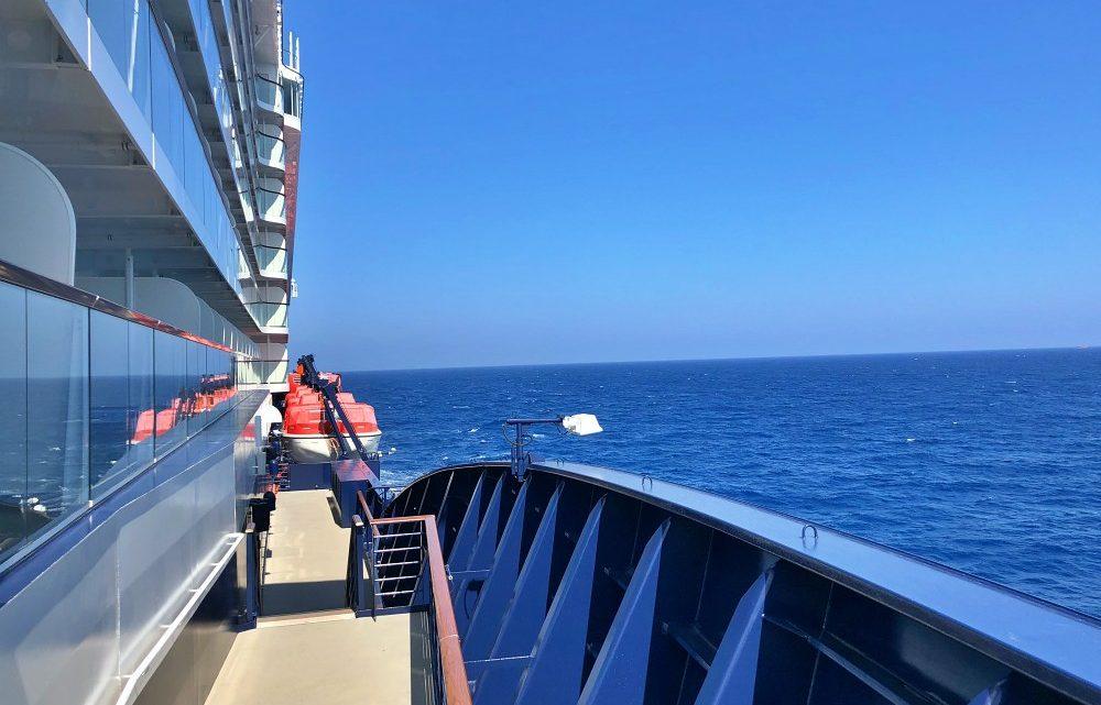 Kreuzfahrt Singapur bis Dubai – abgesagt