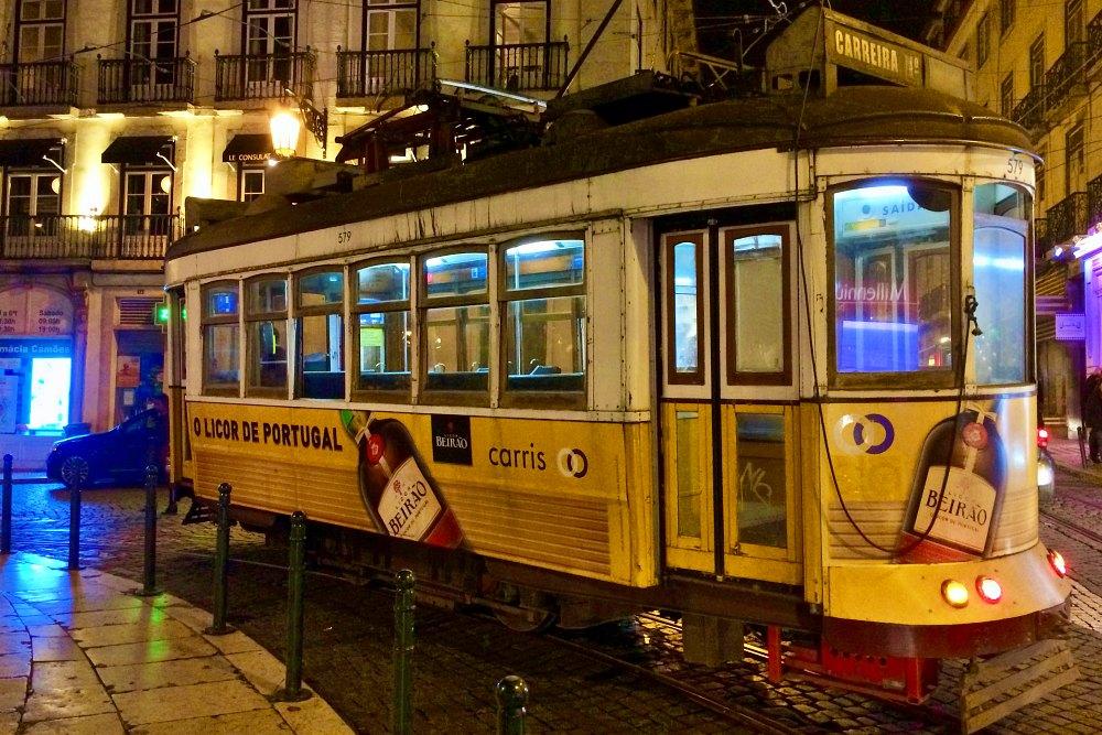 Tagesausflug Lissabon auf eigene Faust