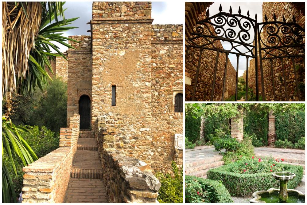 Alcazaba Malaga