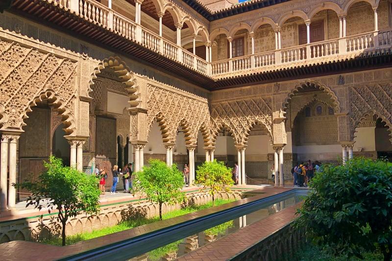 Landausflug Sevilla auf eigene Faust