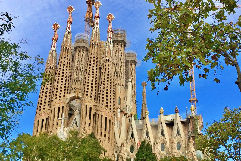Landausflug Barcelona auf eigene Faust