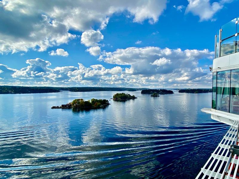 Kreuzfahrt Blaue Reise: Kiel-Stockholm-Kiel