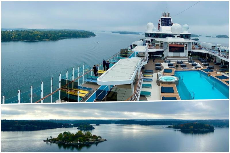 Mein Schiff 1 Schären Stockholm Blaue Reise