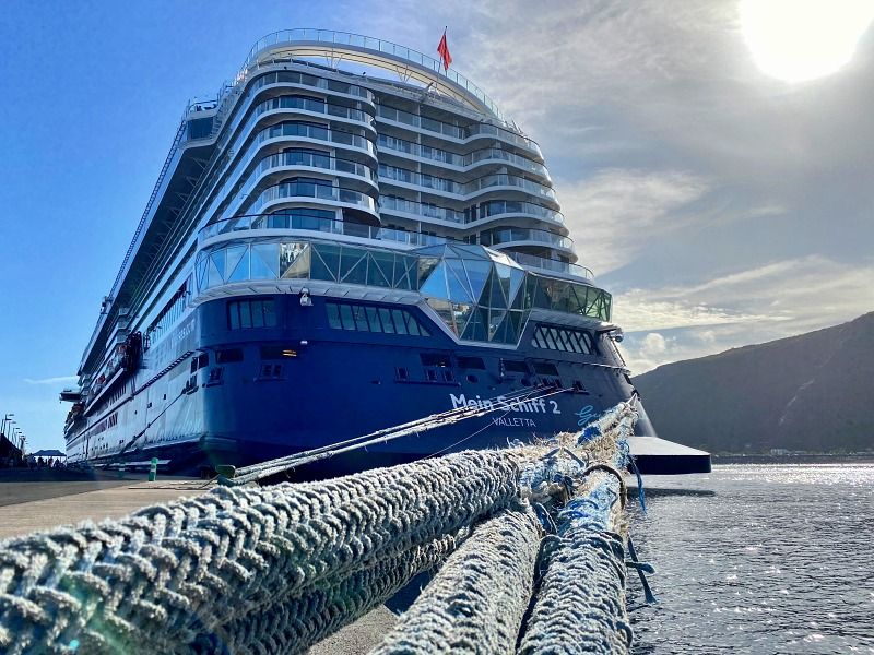 Kreuzfahrt Blaue Reise Kanarische Inseln